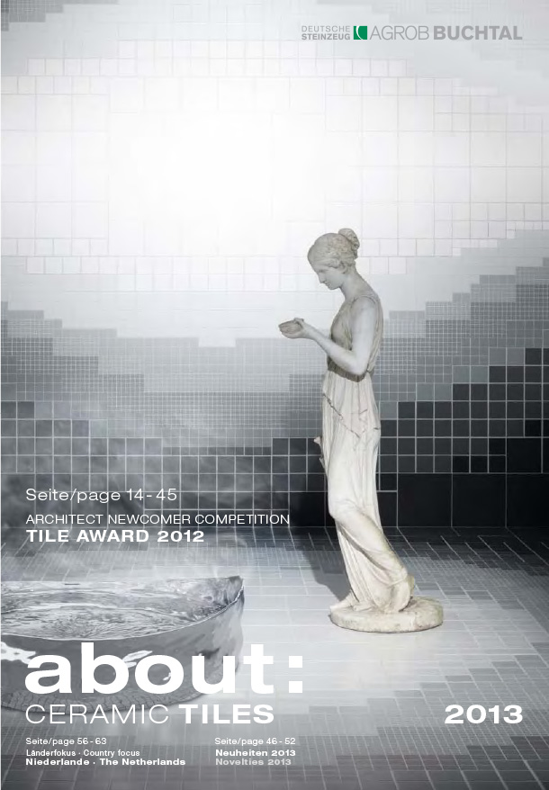 About: Ceramic Tiles Brochure 2013